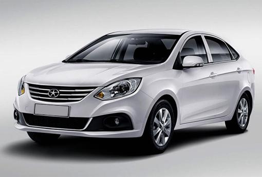 آپشن های خودروهای چینی