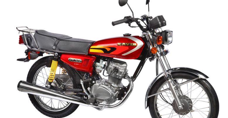 آب بندی موتورسیکلت هوندا 125 cc