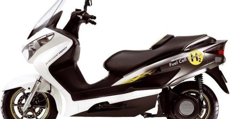 موتورسیکلت هیبریدی