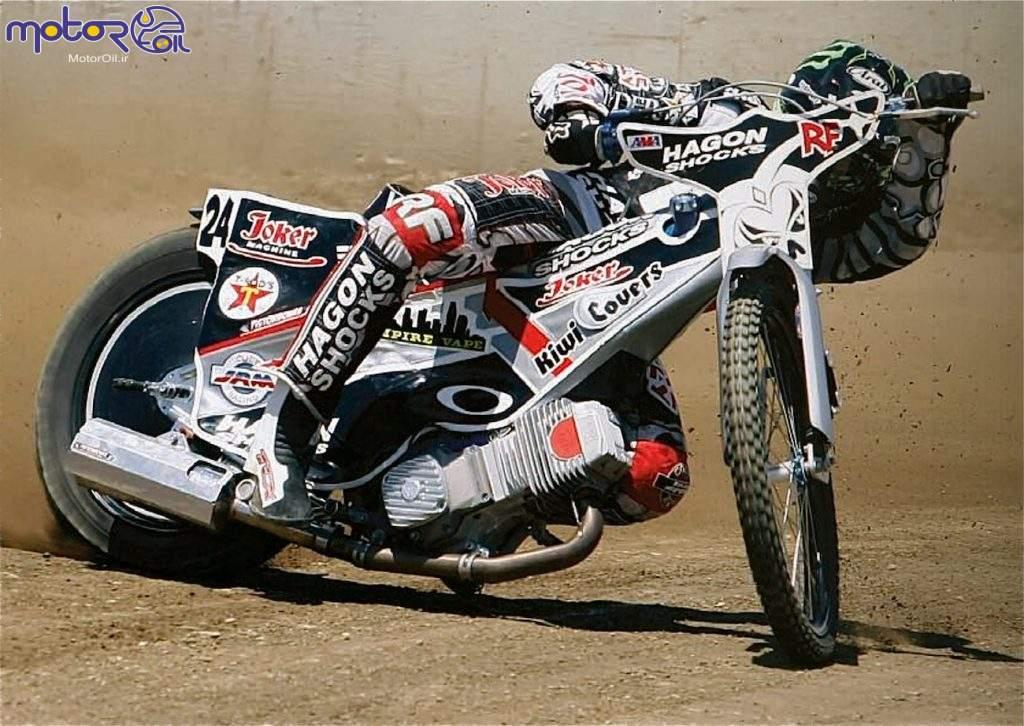 مسابقات موتورسواری