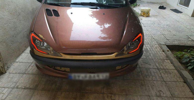 محصولات روشنایی خودرو در بازار قطعات ایران