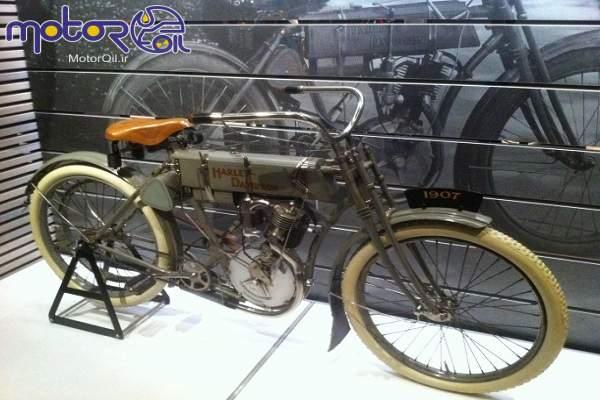 موتورسیکلت هارلی دیویدسون