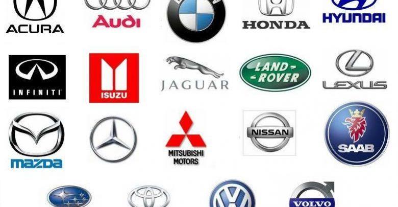 لوگوهای خودروسازی