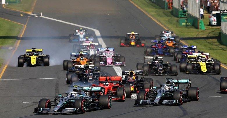 مسابقه فرمول یک استرالیا