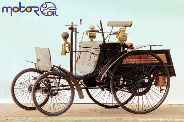 اولین اتومبیل