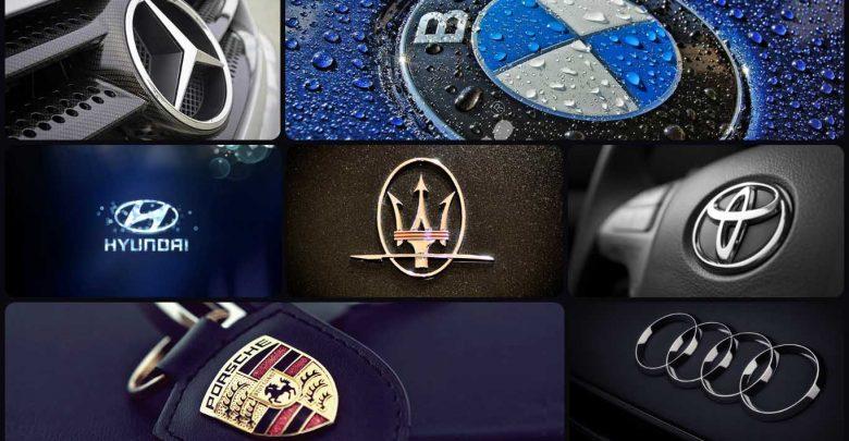معروف ترین تولیدکنندگان اتومبیل