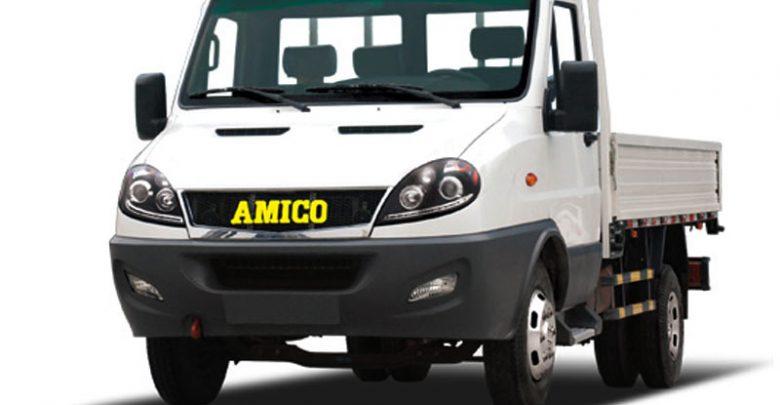کامیونتهای آمیکو