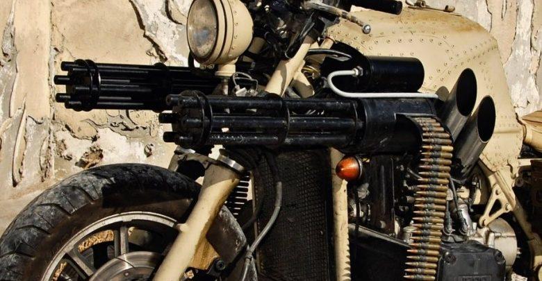 موتورسیکلتهای نظامی