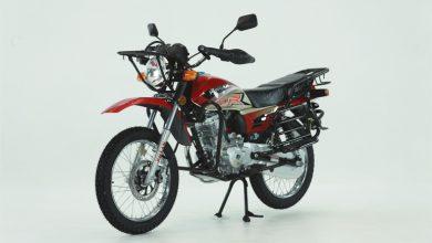 موتورسیکلت شکاری کبیر KM200 و احسان 150 EH