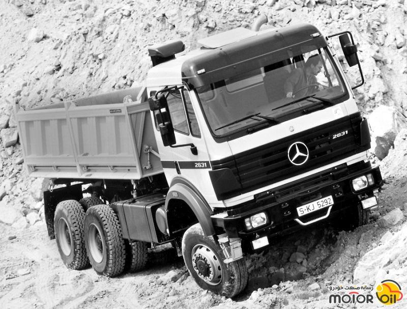 شرکتهای سازنده کامیون