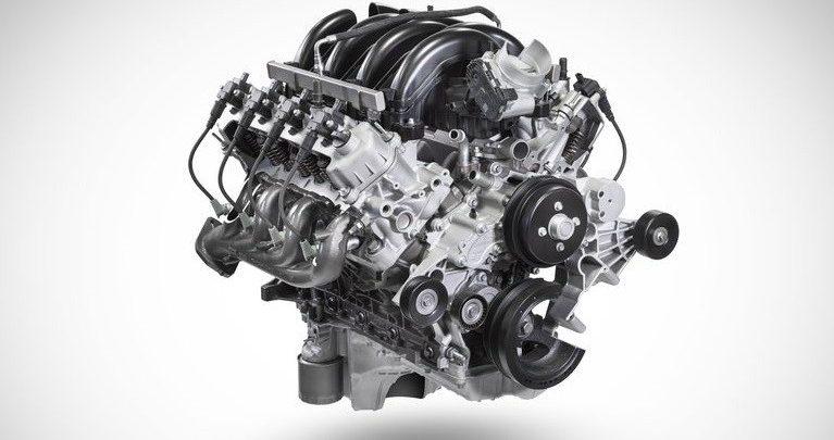 موتور 7.3 لیتری فورد