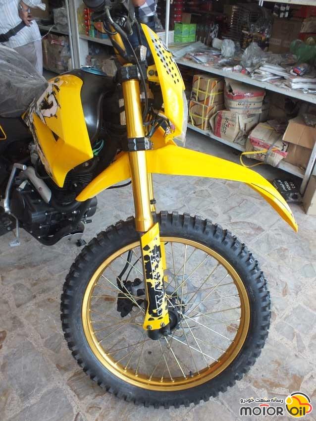 موتورسیکلت کویر T2 رادیسون