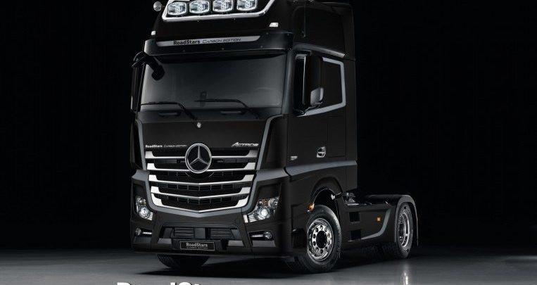 آکتروس RoadStars Carbon Edition