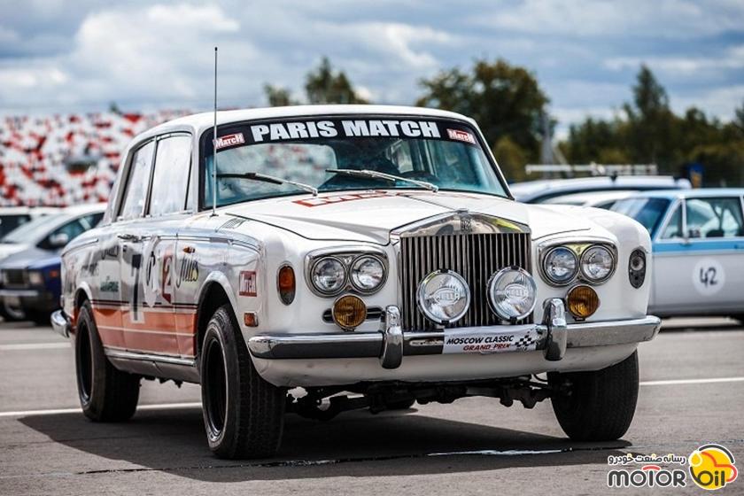 عجیبترین خودروهای رولز رویس