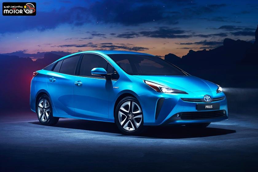 آیرودینامیکترین خودروهای تولید انبوه