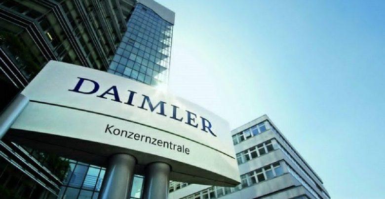 دایملر AG