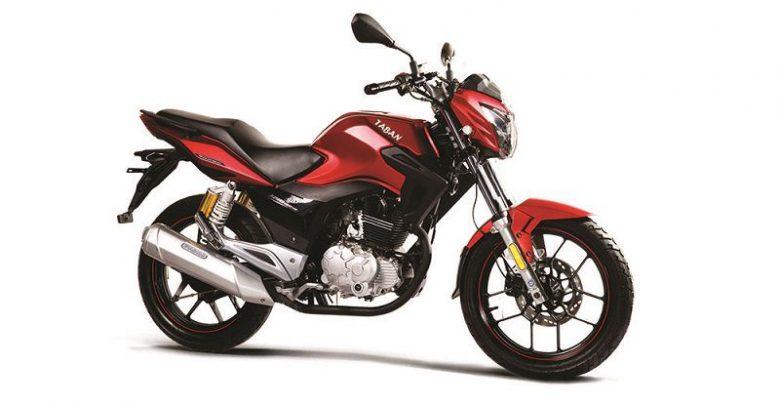 موتورسیکلت تابان 150