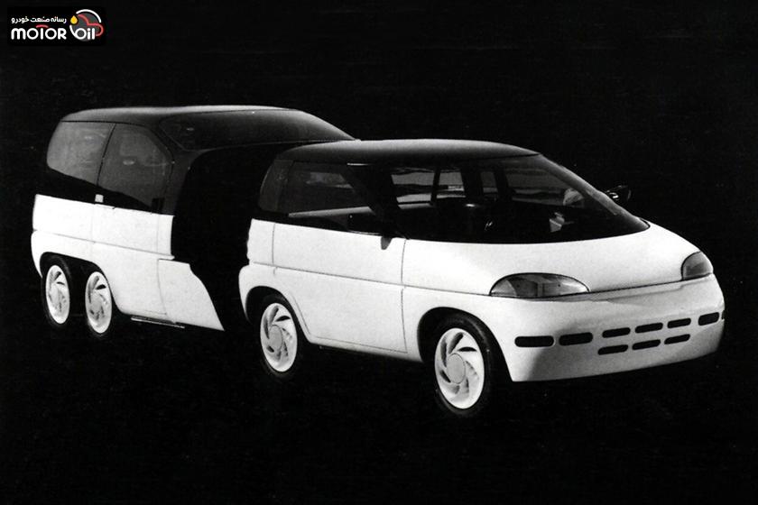جذابترین خودروهای کانسپت آمریکایی