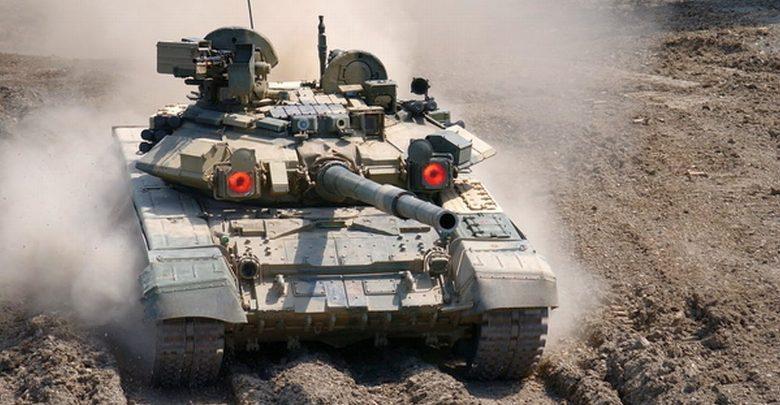 تانک T90