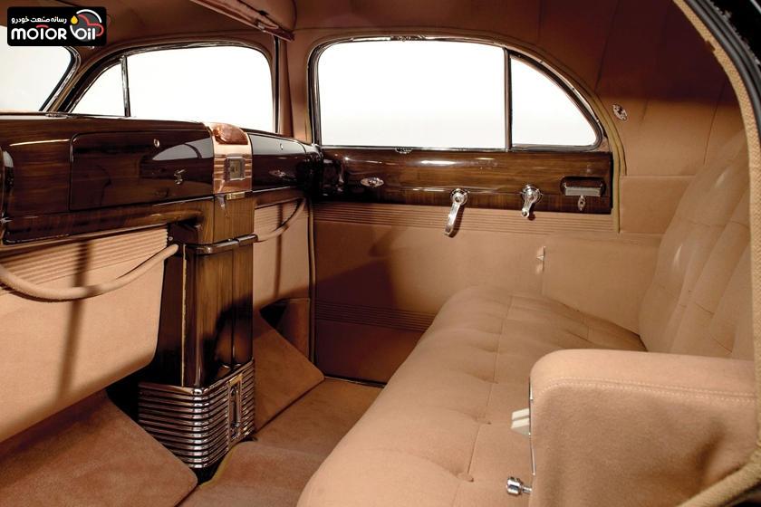 کادیلاک لیموزین سفارشی مدل 19414