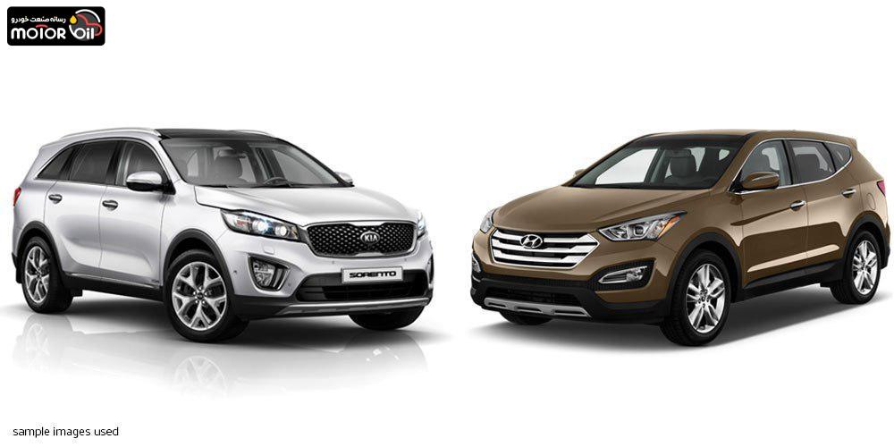 خودروهای پرفروش کره ای