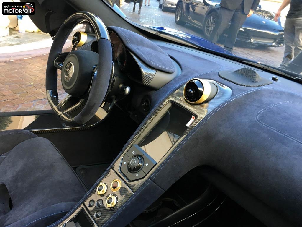 آپشن های خودروهای لوکس