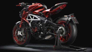 موتورسیکلت MV آگوستا