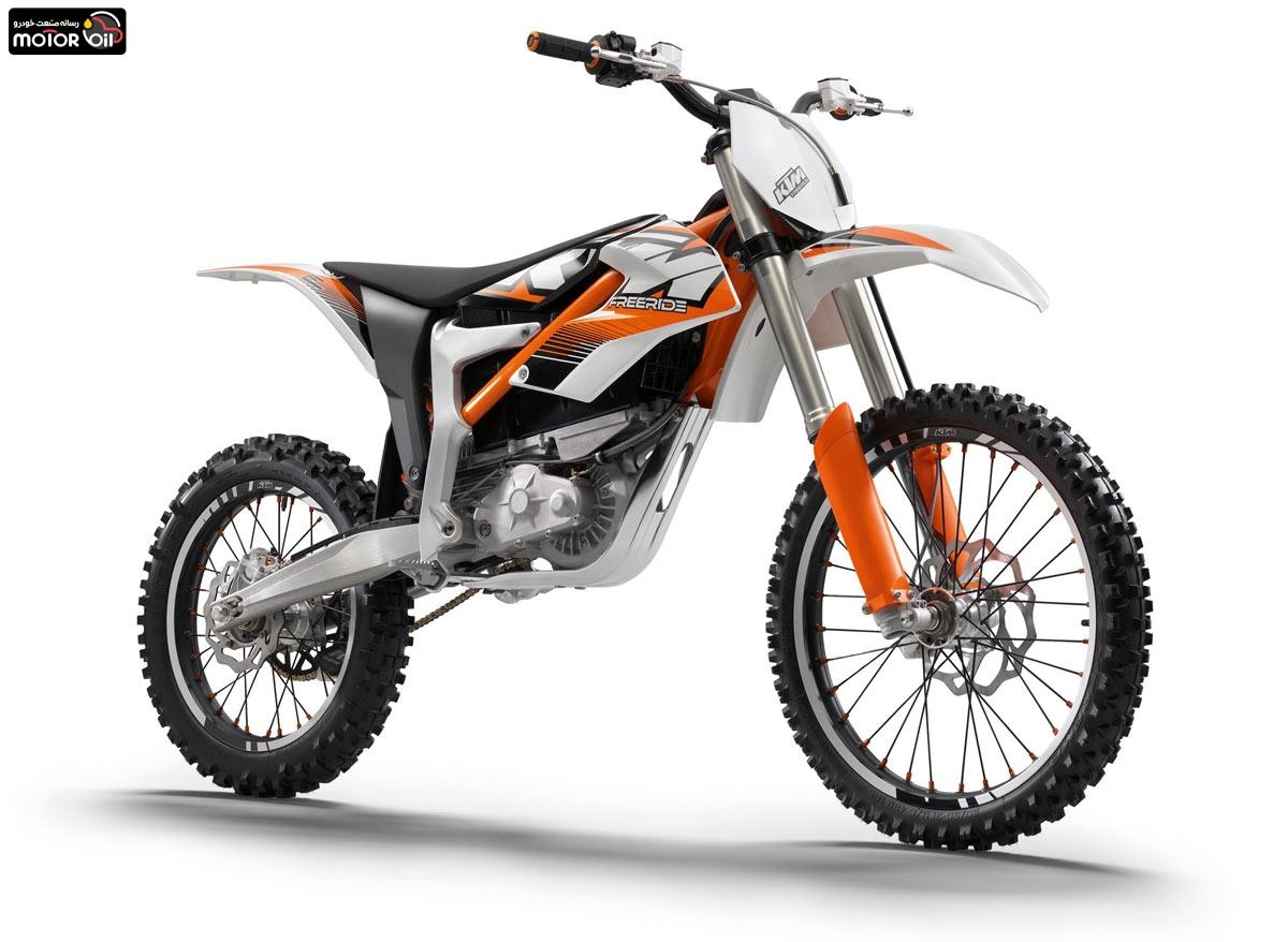 موتورسیکلت کراس برقی