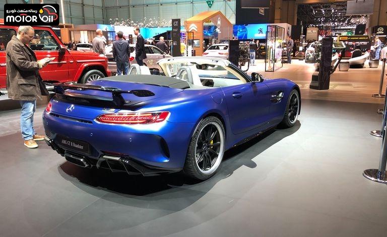 GTR مدل 2020
