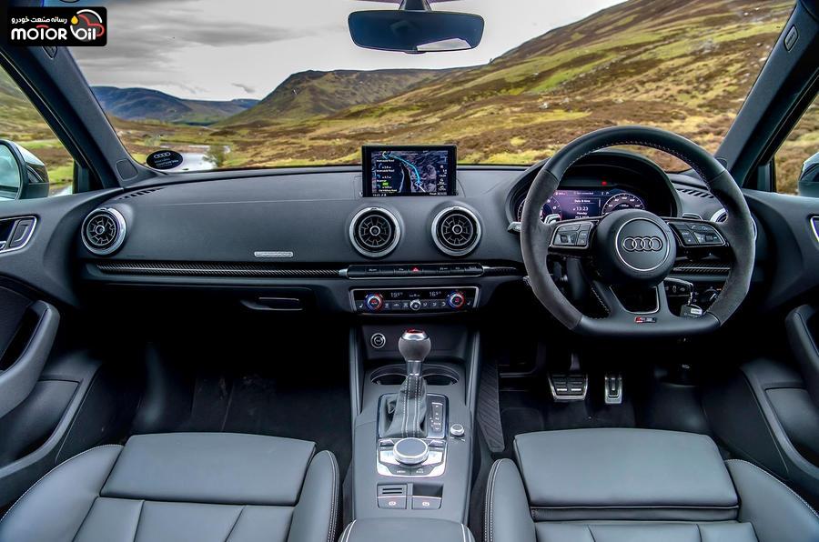 آئودی RS3 جدید