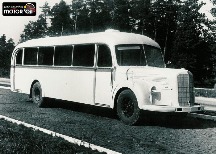 اتوبوس O4500