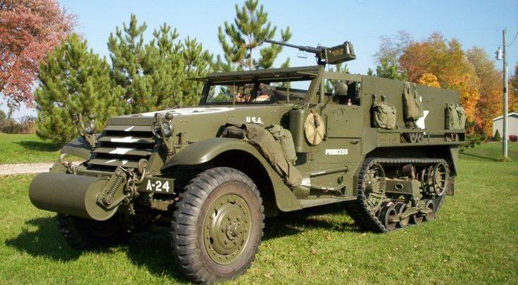 کامیون M-3