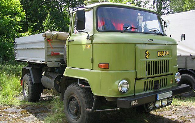 کامیون آیفا