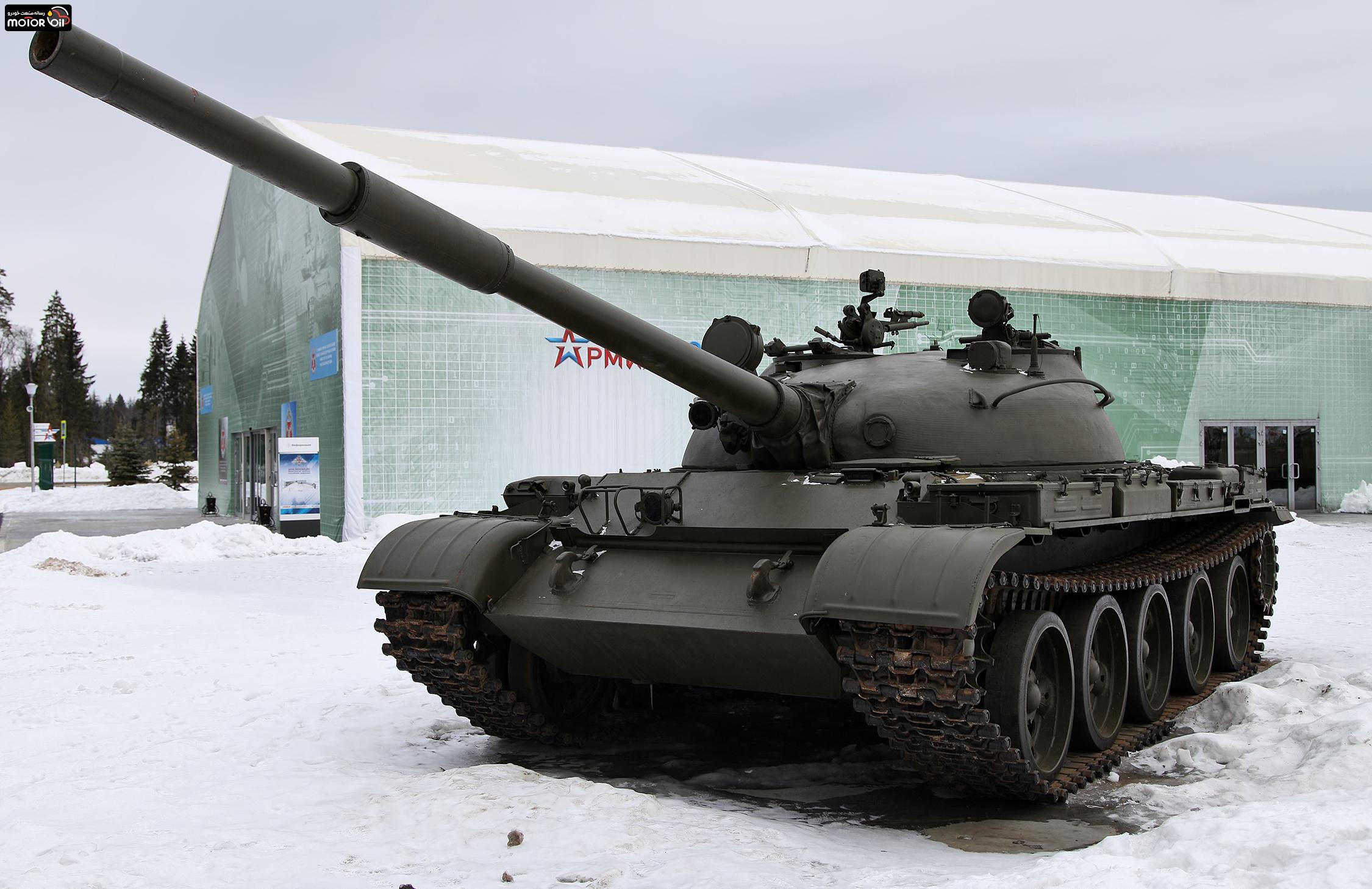 تانک T62