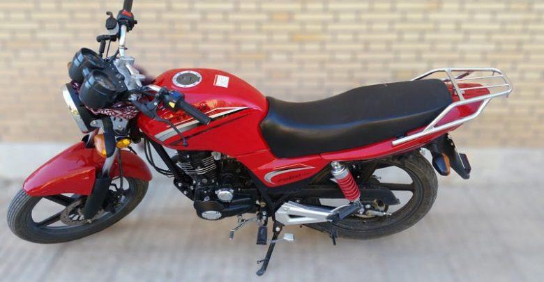 موتورسیکلت کلاس استریت