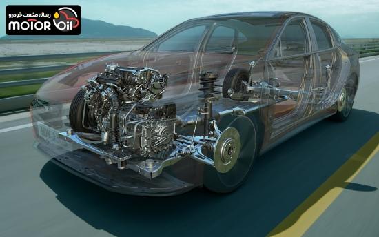 موتور (پیشرانه) CVVT جدید