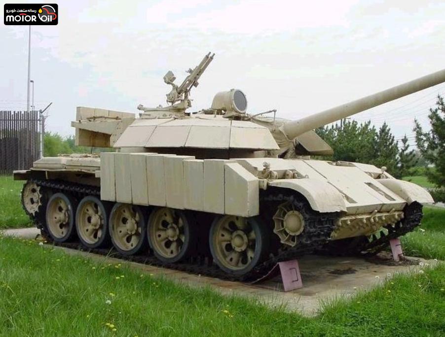 تانک سفیر 74