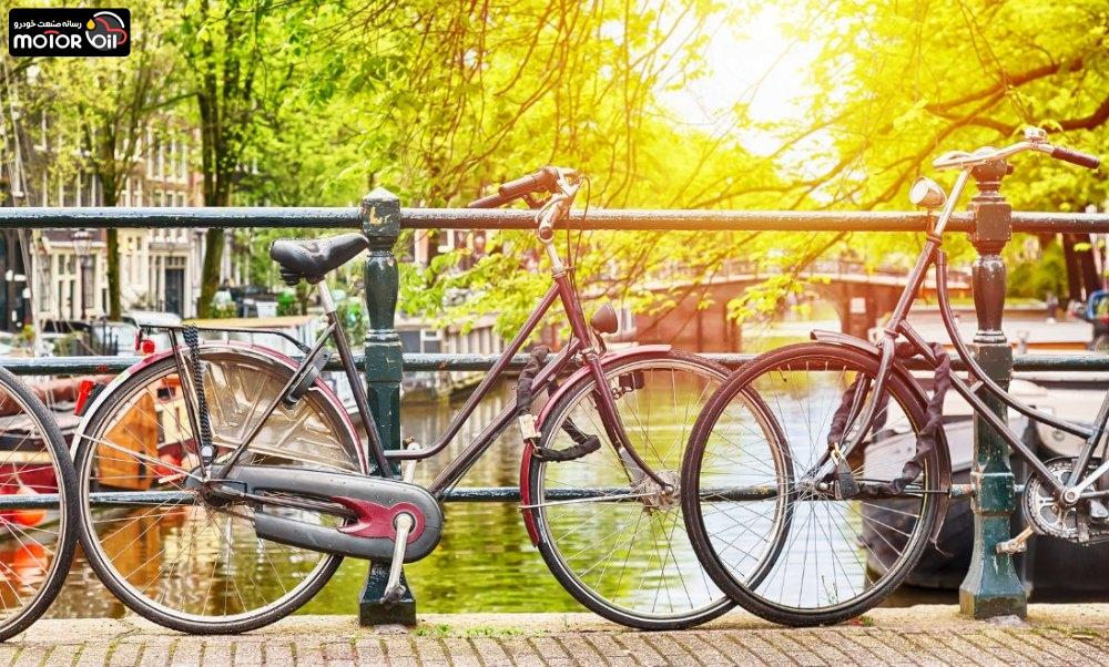 دوچرخه سواری در هلند