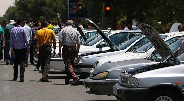 بازار قیمت خودرو