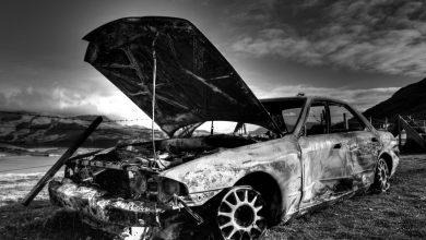 آیا خودرو تصادفی تعویض پلاک میگردد؟