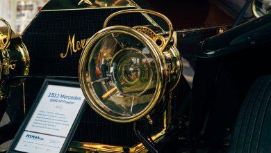 بررسی انواع چراغ های خودرو