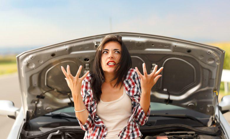 10 مشکل فنی رایج در خودروها