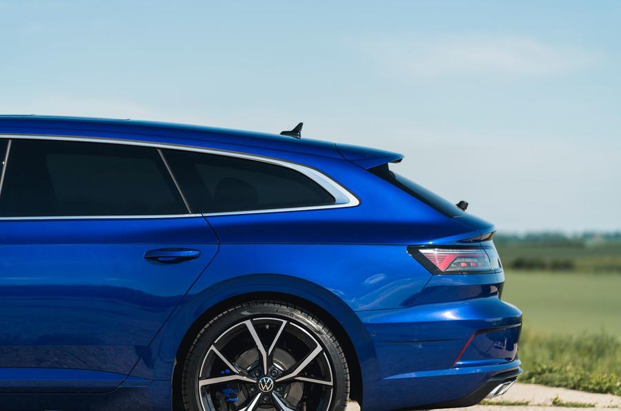 وب سایت روغن موتور، رسانه صنعت خودرو Arteon R