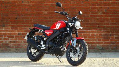 وب سایت روغن موتور، رسانه خودرو، موتورسیکلت یاماها XSR125