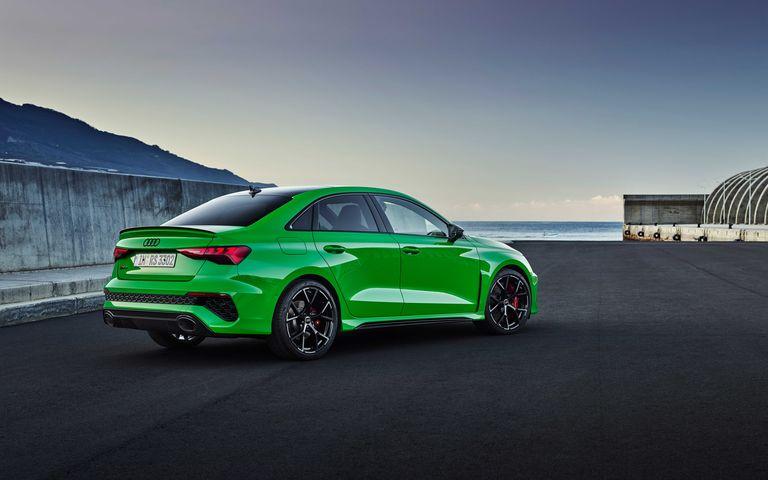 خودروی جدید کامپکت آئودی RS3